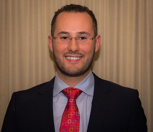 Bechara Jaoudeh, Governing Partner EVP Sales