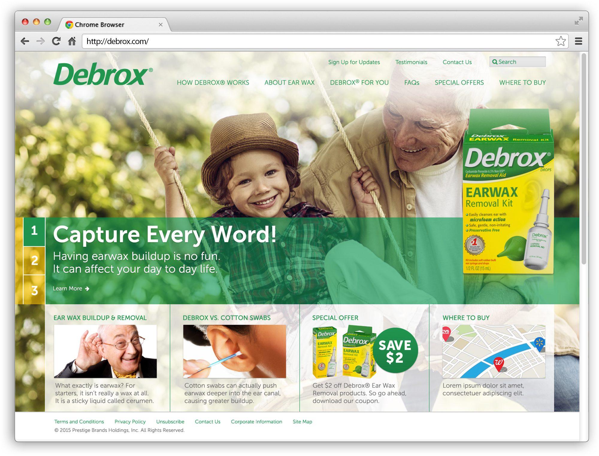 Debrox