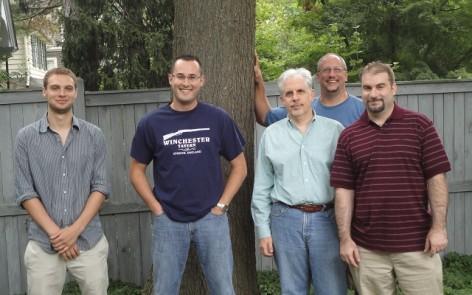 Original 5 PML Team Members